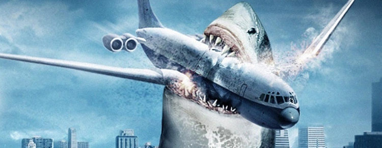 'Sharknado' y otros 12 bichos delirantes de Serie Z
