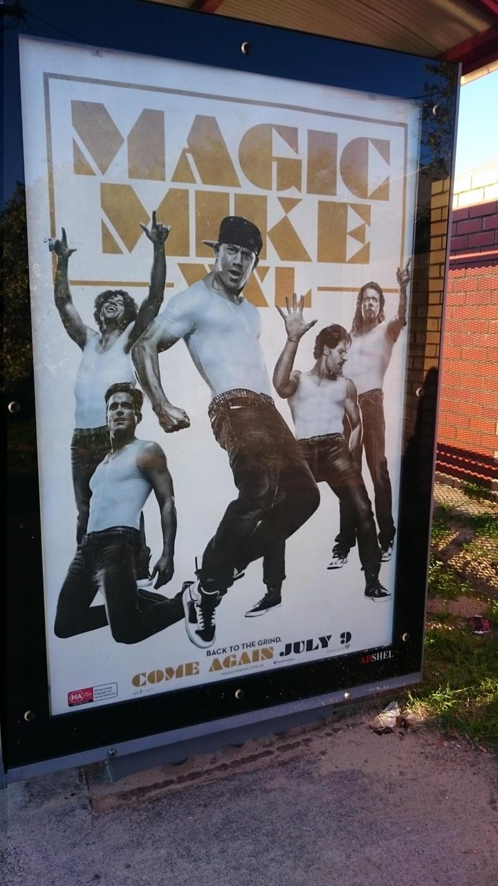 Póster Magic Mike XXL