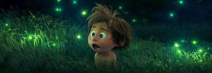 Primer tráiler completo de 'El viaje de Arlo', la unión de dinosaurios y humanos de Pixar