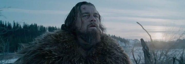 DiCaprio en 'The Revenant'