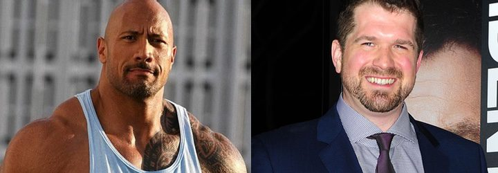 Dwayne Johnson y Seth Gordon