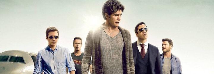 Cartel de la película 'Entourage (El séquito)