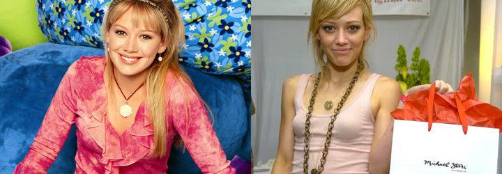 'Lizzie McGuire' y Hilary Duff