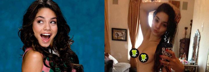'High School Musical' y Vanessa Hudgens