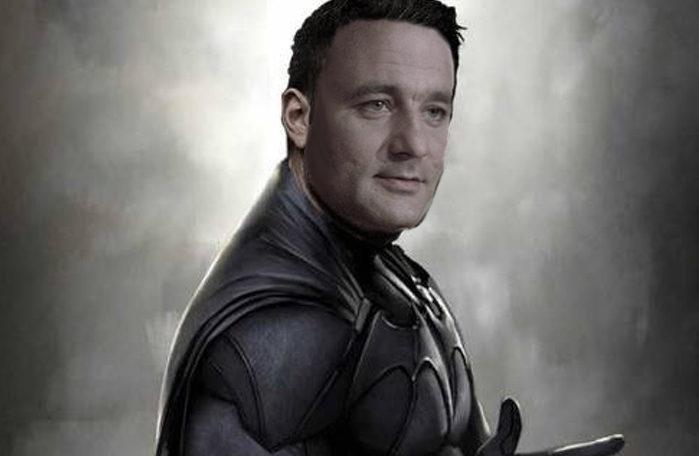 Bill Murray como 'Batman'