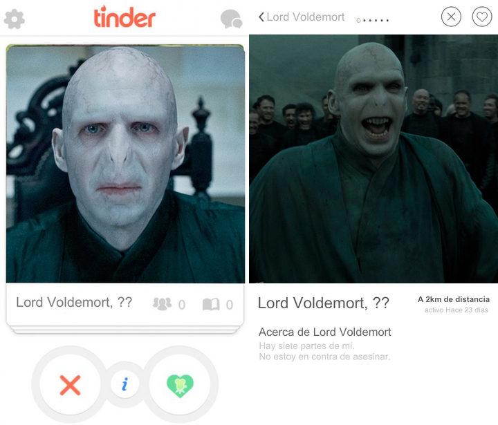 Tinder Voldemort