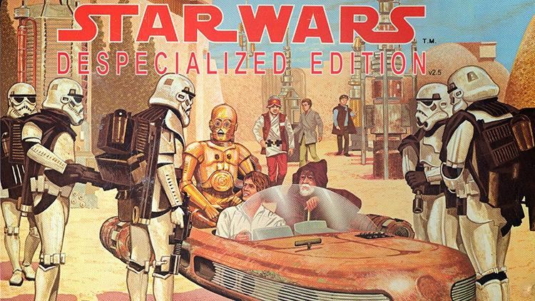 Un fan reedita la saga original de 'Star Wars' sin aditivos