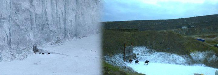 El set de rodaje de El Muro de 'Juego de Tronos' podría abrirse a los turistas