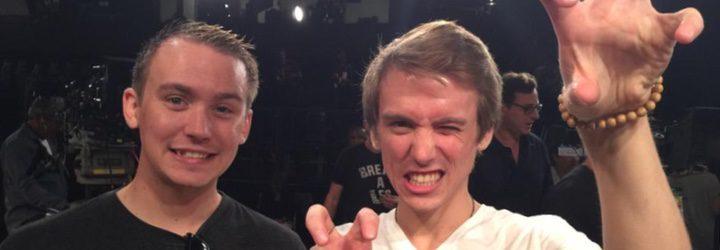 Blake y Dylan Tuomy-Wilhoit son Nicky y Alex