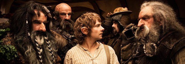 Escena de 'El Hobbit: La batalla de los cinco ejércitos'