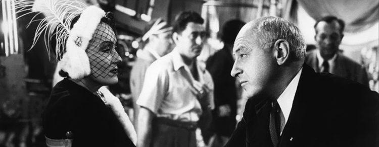 Gloria Swanson y Cecil B. DeMille