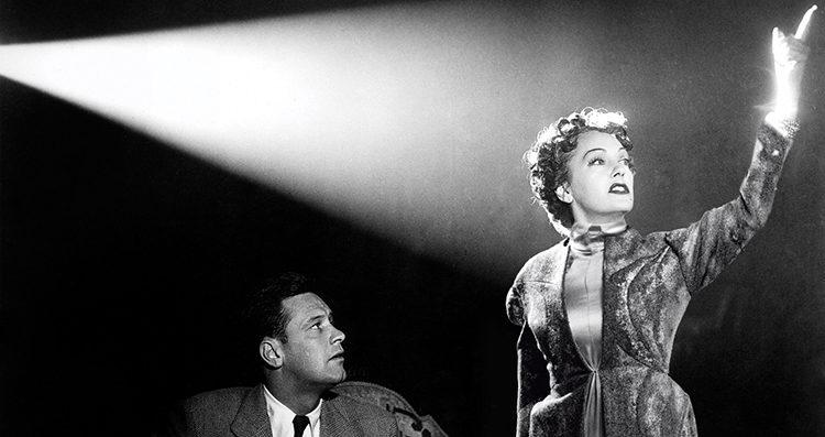 Hollywood frenopático: 65º aniversario de 'El crepúsculo de los dioses'