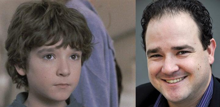 Bradley Pierce, antes y ahora