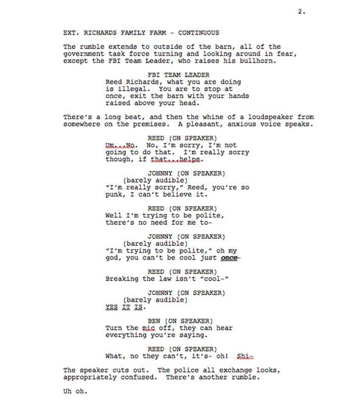 Página 2 guion