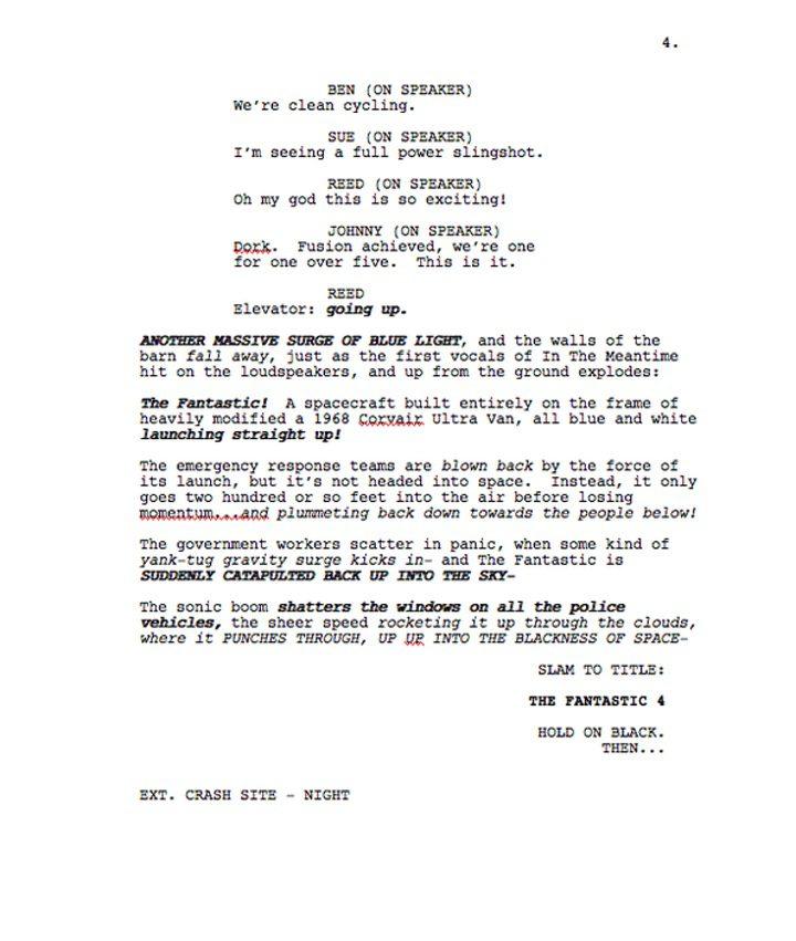 Página 4 guion