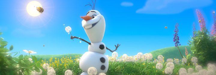 Olaf cantando