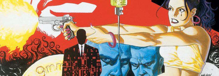 Imagen del cómic '100 Balas'
