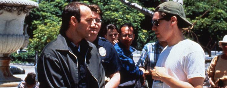 Kevin Spacey y Bryan Singer
