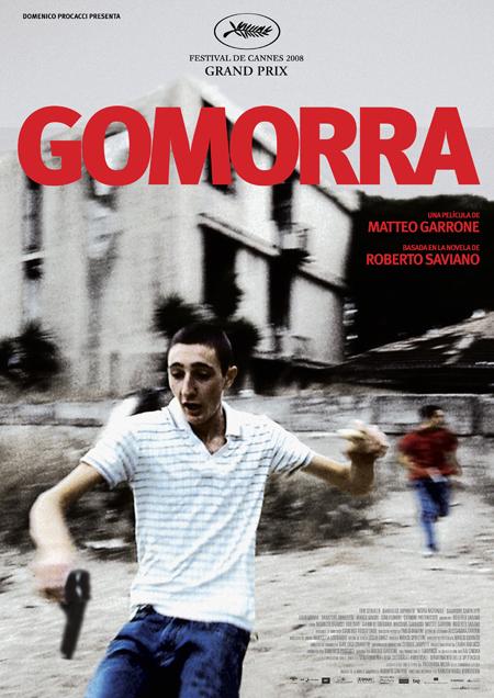 Cartel e imágenes de 'Gomorra'