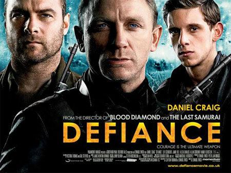 Otro cartel para 'Defiance'