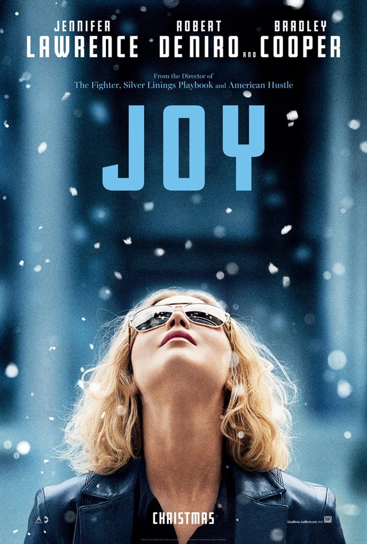 Jennifer Lawrence en 'Joy'