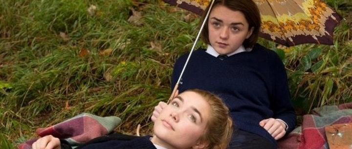 Maisie Williams en The Falling