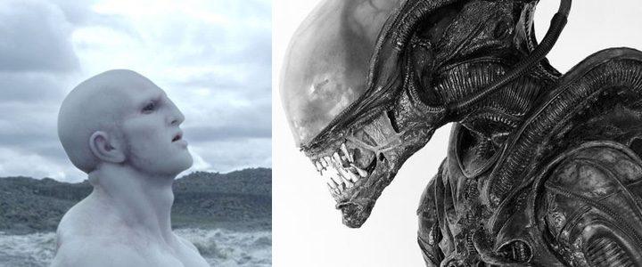 Un Ingeniero vs un Xenomorfo