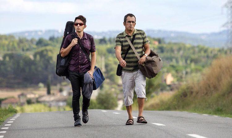 Berto Romero y Buenafuente dan el salto a la gran pantalla