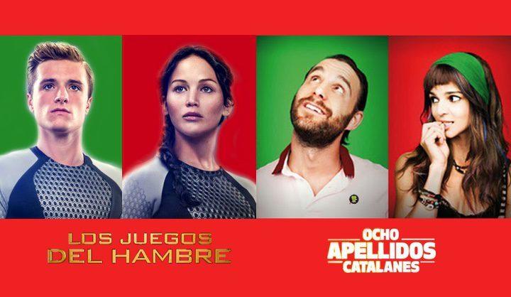 'Los juegos del hambre' a lo 'Ocho apellidos vascos'