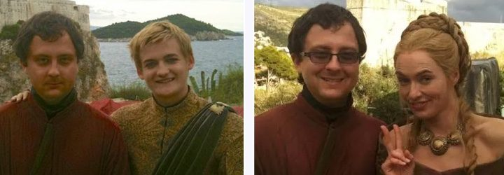 'Juego de tronos' experiencia con actores