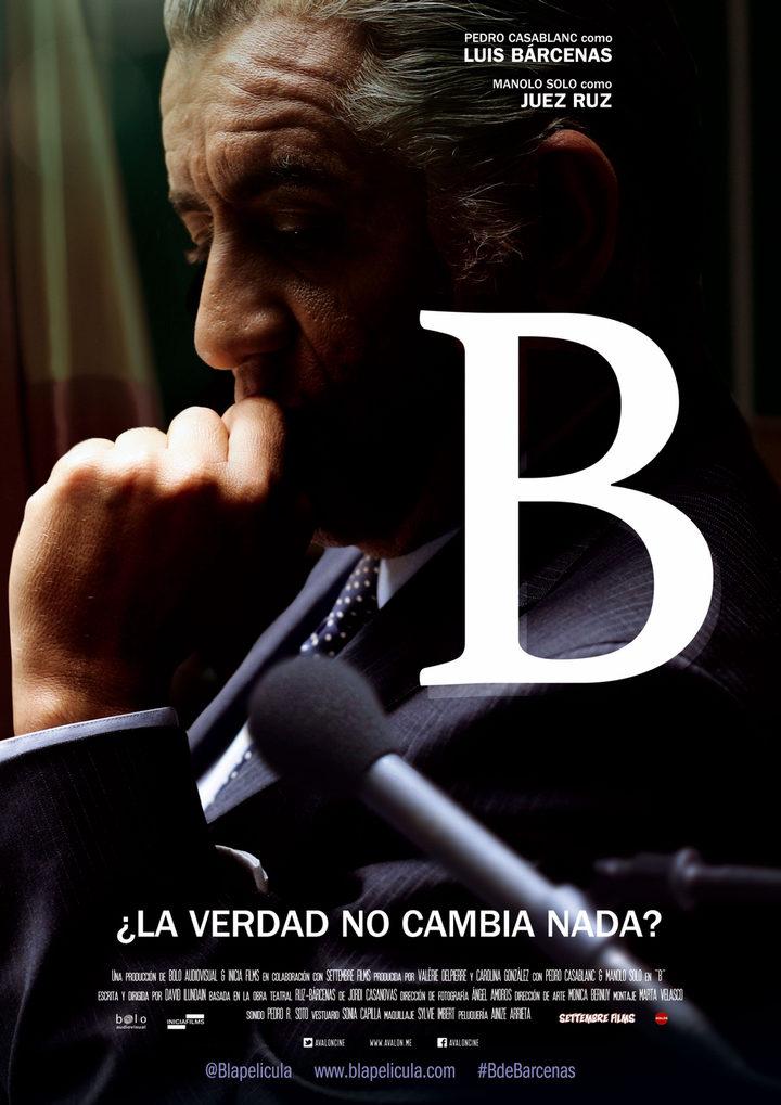 Póster 'B, la película'