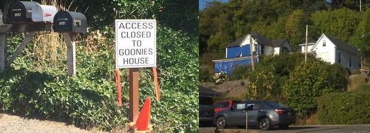 La casa de los Goonies