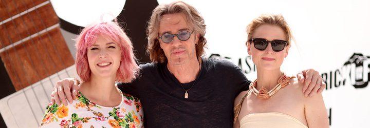 Diablo Cody, Rick Springfield y Mamie Gummer presentan 'Ricki' en Cancún