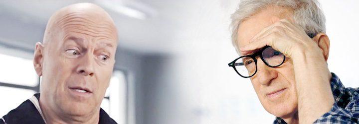 Bruce Willis y Woody Allen