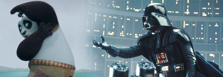 Darth Vader y Po