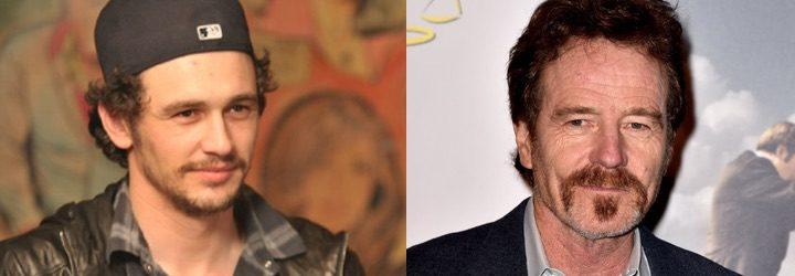 James Franco y Bryan Cranston