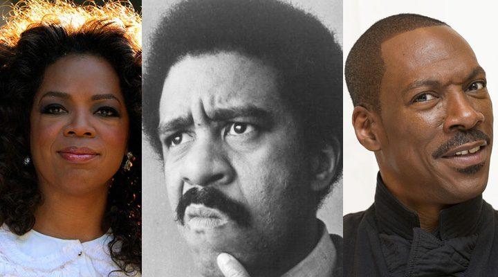 Oprah, Pryor y Murphy