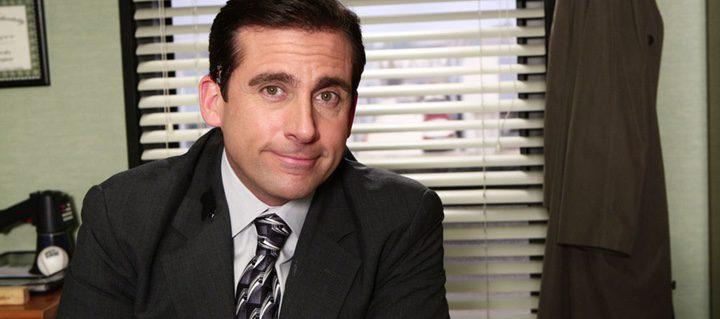 Carell en 'The Office'