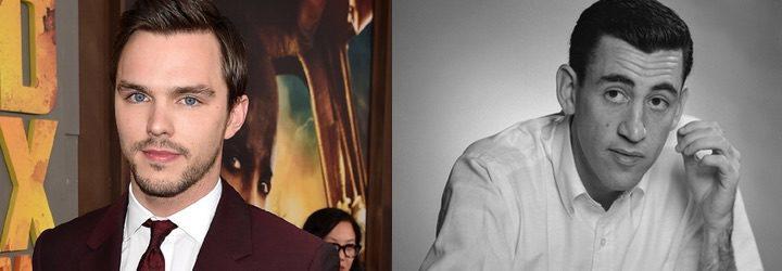 Nicholas Hoult y J.D. Salinger