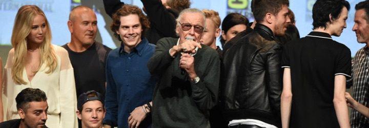 Stan Lee elige a su actor de Marvel favorito y explica la razón del fracaso de 'Cuatro Fantásticos'