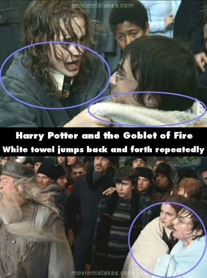 Gazapos 'Harry Potter' 3