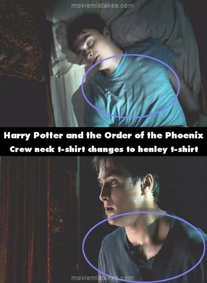 Gazapos 'Harry Potter' 7
