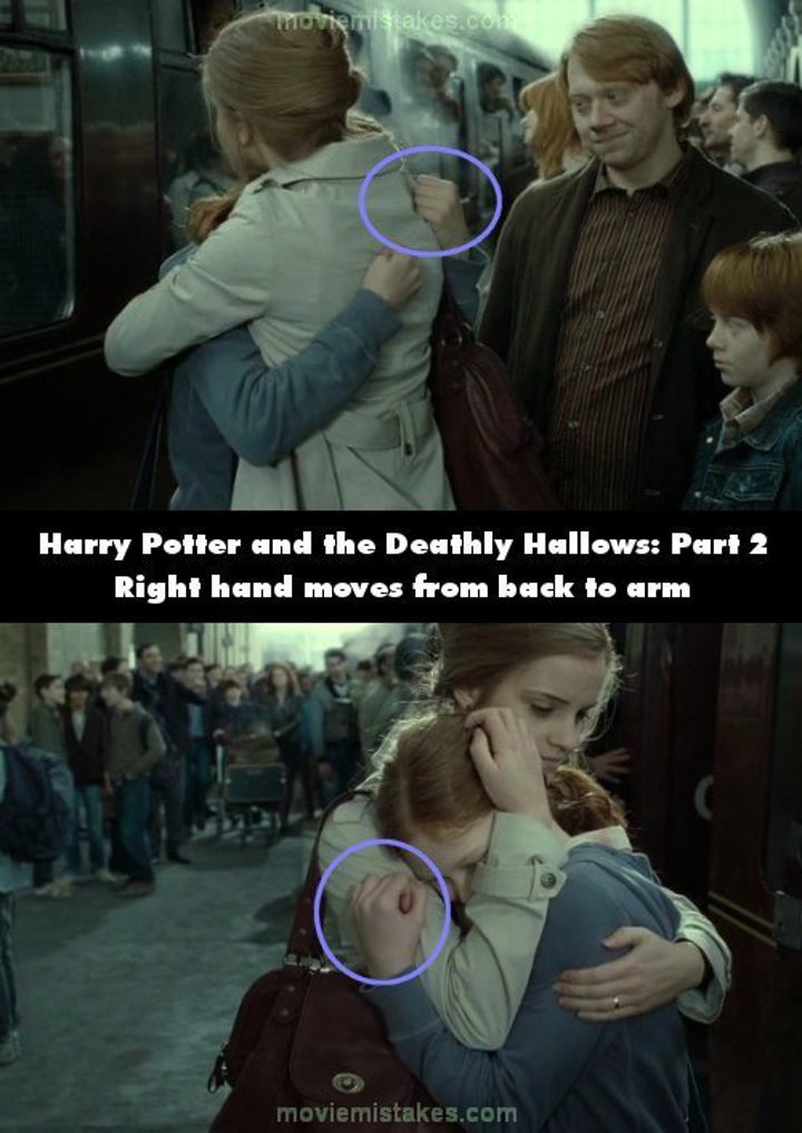 Gazapos 'Harry Potter' 8