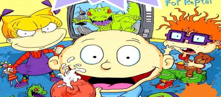 Los personajes de Nickelodeon de los 90 volverán en una película que mezclará live-action y animación