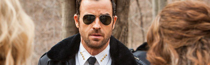 Justin Theroux, protagonista de 'The leftovers'