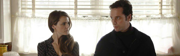 Keri Russell y Matthew Rhys, protagonistas de 'The Americans'