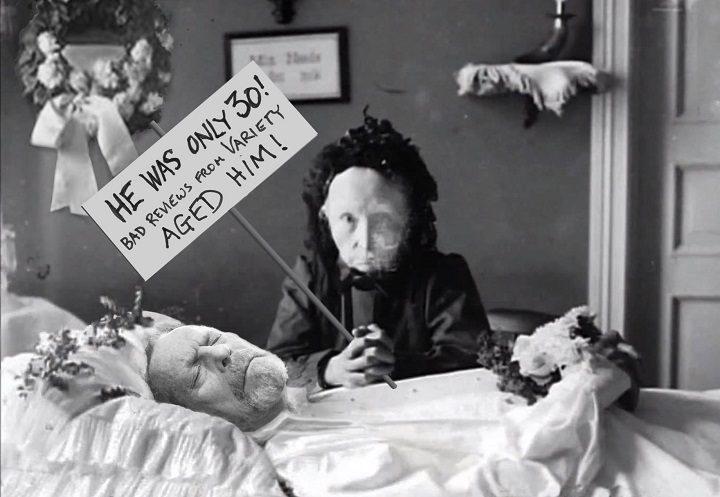 Variety da por muerto a Terry Gilliam y él mismo lo confirma