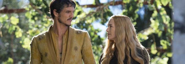 Pedro Pascal y Lena Headey en una escena de 'Juego de Tronos'