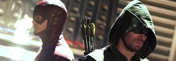 The Flash y Arrow