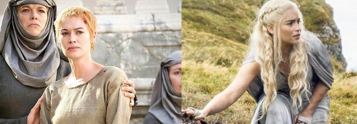 Emilia Clarke y Lena Headey